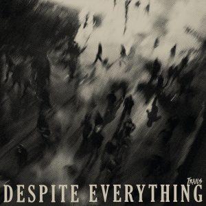 Despite Everything Trails EP Artwork