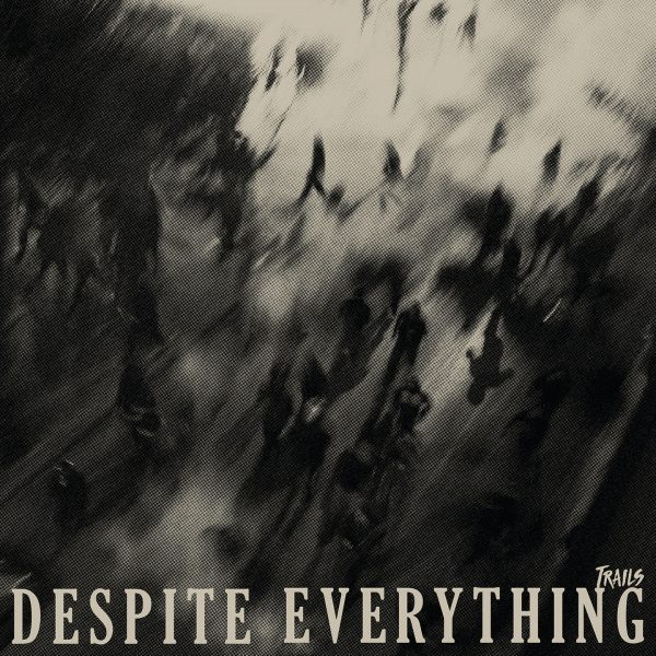 Despite Everything Trails EP Artwork