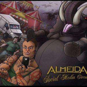Social Media Circus Almeida