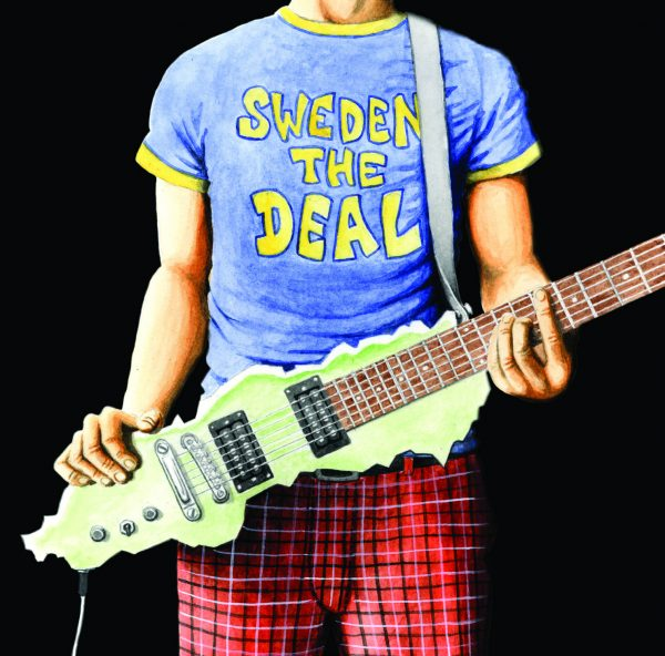 Sweden the Deal Punk Rock Compilation