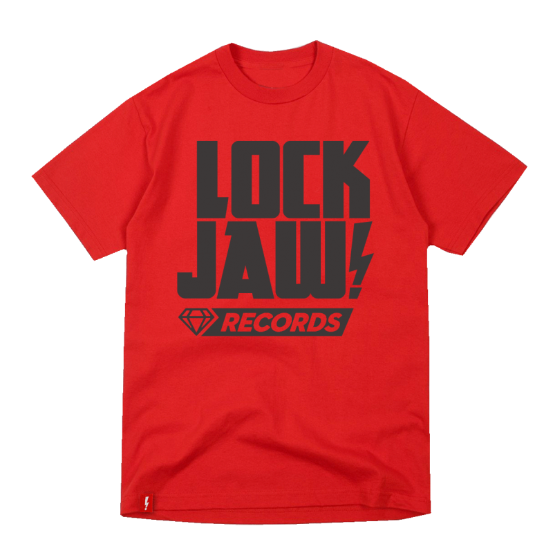 The Flame Lockjaw Red Carbon Neutral T-Shirt