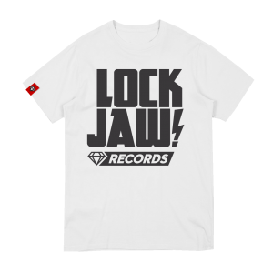 The Spark Lockjaw Records T-Shirt