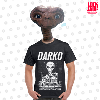 Darko Extra terrestrial supply company t-shirt