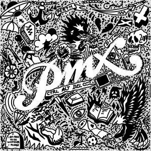 PMX album ctr alt del