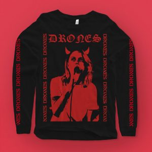 Drones long sleeve